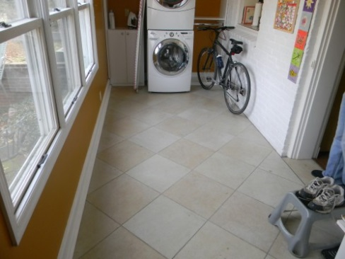 """ Mud Room - Beautiful and durable tile"""